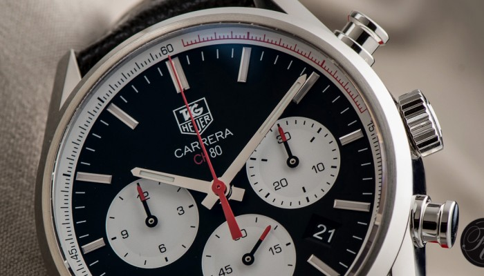 Hands-On With The TAG Heuer Carrera CH80